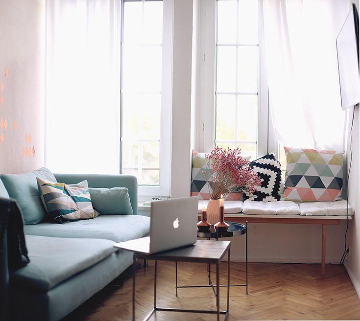 25+ bästa Einzimmerwohnung einrichten idéerna på Pinterest - einzimmerwohnung