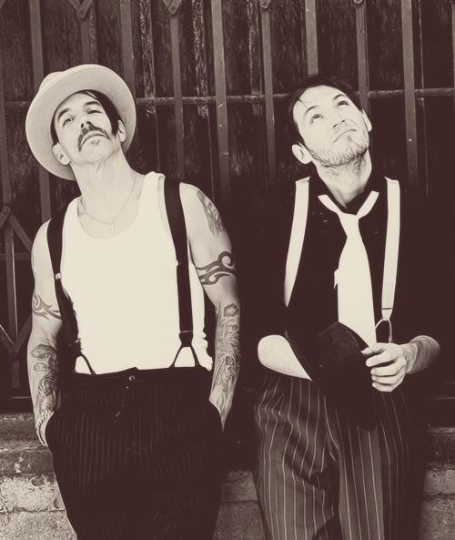 Anthony Kiedis/ Josh Klinghoffer / RHCP