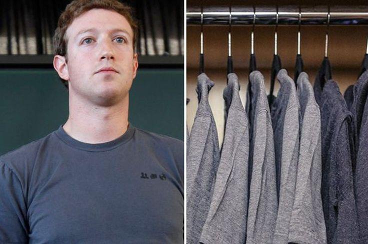 Tahukah Kamu Kenapa Orang Sukses Suka Pakai Baju yang Sama?