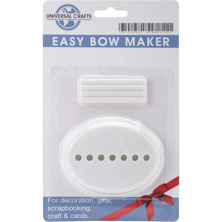 Formázó eszközök : Bow Maker - masni készítő eszköz