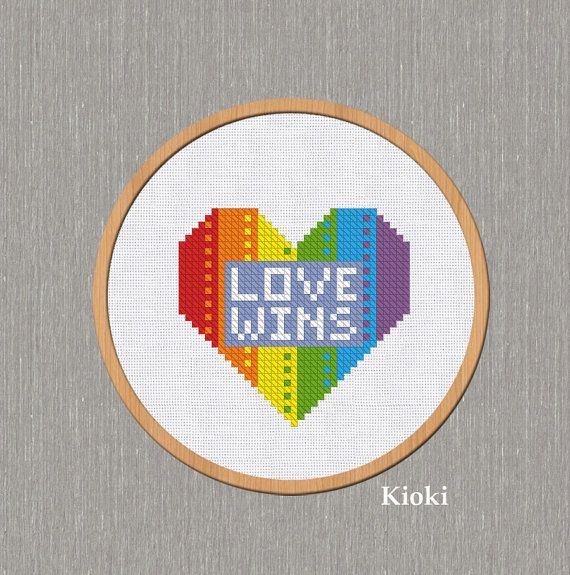 Gay And Lesbian Cross Stitch - Nude Pics-5889