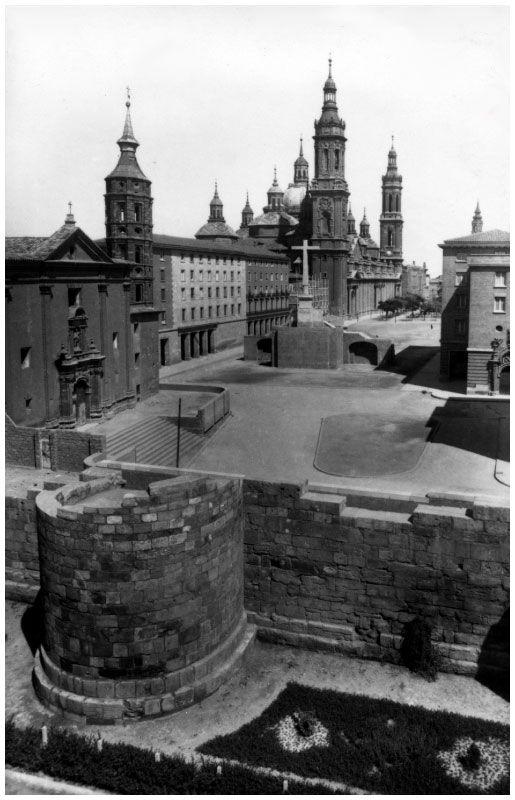 Fotos antiguas de Zaragoza -Rafael Castillejo-Zaragoza