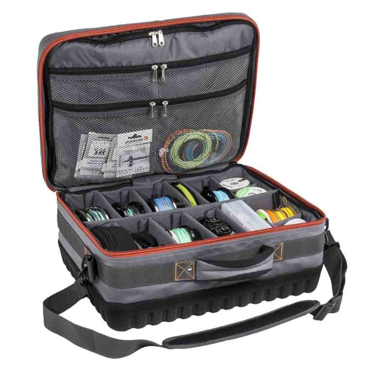 17 best ideas about fishing tackle bags on pinterest for Best fishing gear