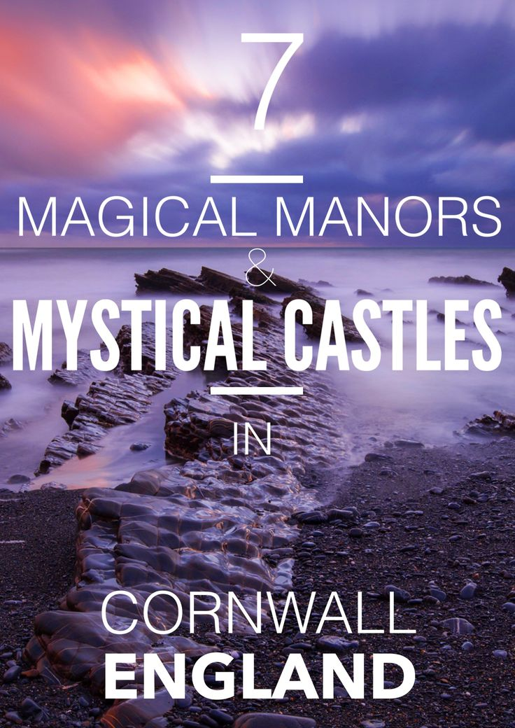 7 Mystical Castles And Manors You Must See In Cornwall, England! - Hand Luggage Only - Travel, Food & Home Blog