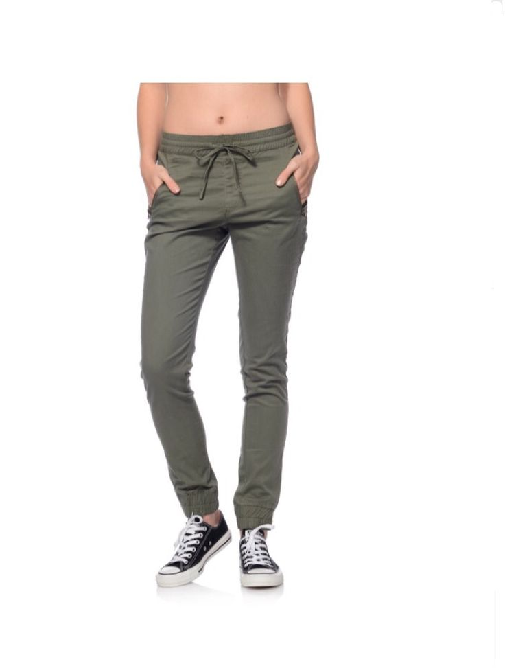 Zumiez girls joggers