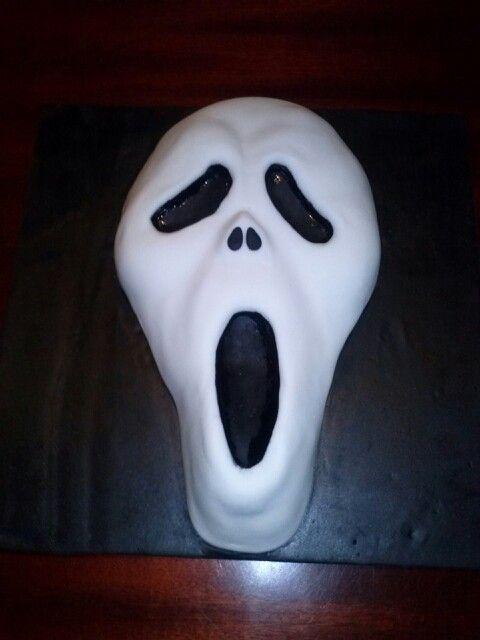 #screammaskcake