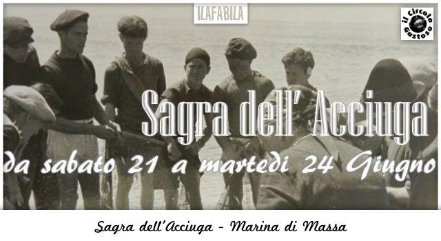 Sagra dell'Acciuga - Marina di Massa 21/24 Giugno 2014