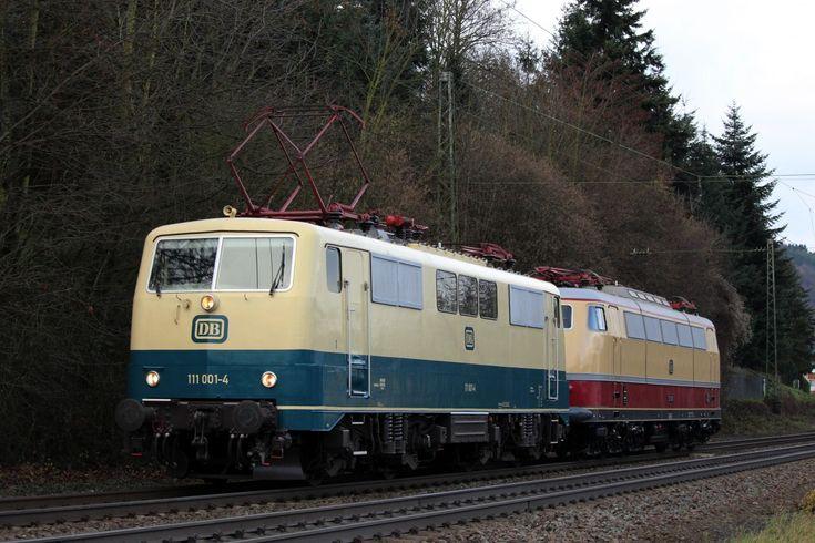 BR 111 Deutsche Bahn