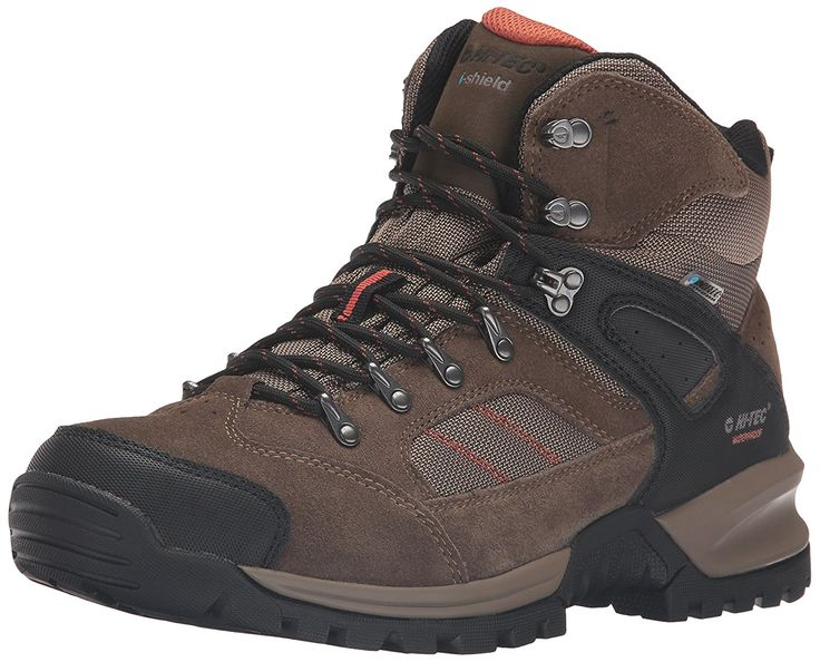 Hi-Tec Men's Mount Diablo Hiking Boot *** See this awesome image  : Hiking shoes