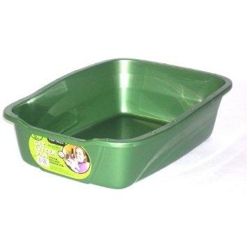 Size SMALL litter pans for kittens