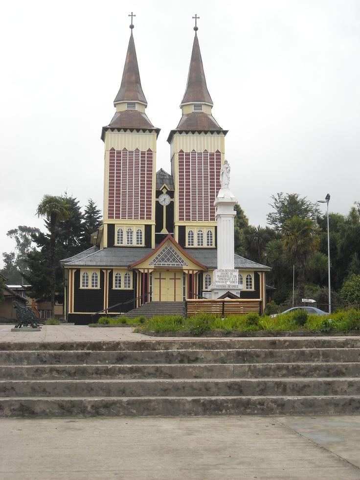 Iglesia, Panguipulli, Los Ríos