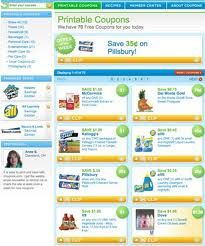If you don't have time to get the Sunday paper or simply don't want to pay for one, just to get coupons, there are other options - printable grocery coupons! And yes, these websites offer most of the same coupons you'll find in the Sunday paper inserts! You'll find coupons for groceries, drug store
