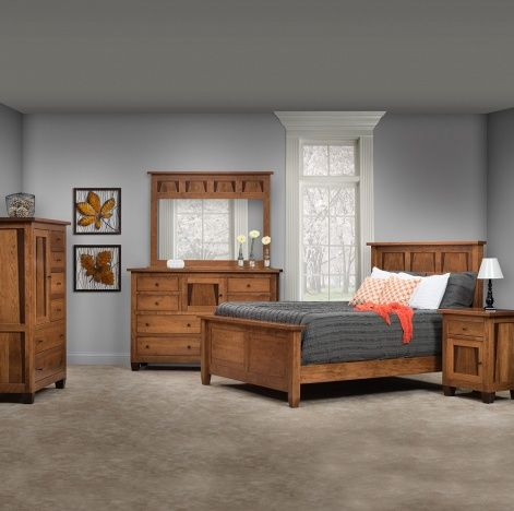 rock creek modern bedroom furniture set