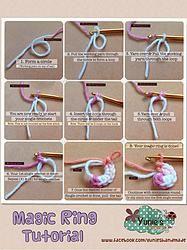 Amigurumi To Go Magic Circle : 25+ best ideas about Magic Ring Crochet on Pinterest ...