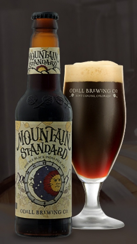 Boulder Weekly loves Odell Brewing's Mountain Standard double black IPA