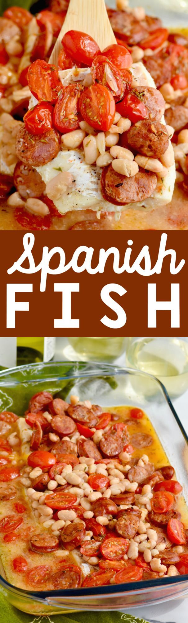 17 best images about recipes seafood and fish on pinterest for Easy fish recipes for dinner