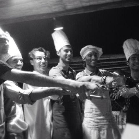 The boys winners at #MASTERCHEF  http://www.aspecialpolpetta.it/2013/09/the-gang-masterchef.html