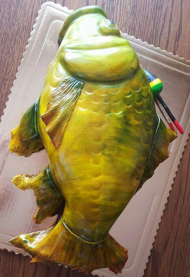 Karp mega fish 😂