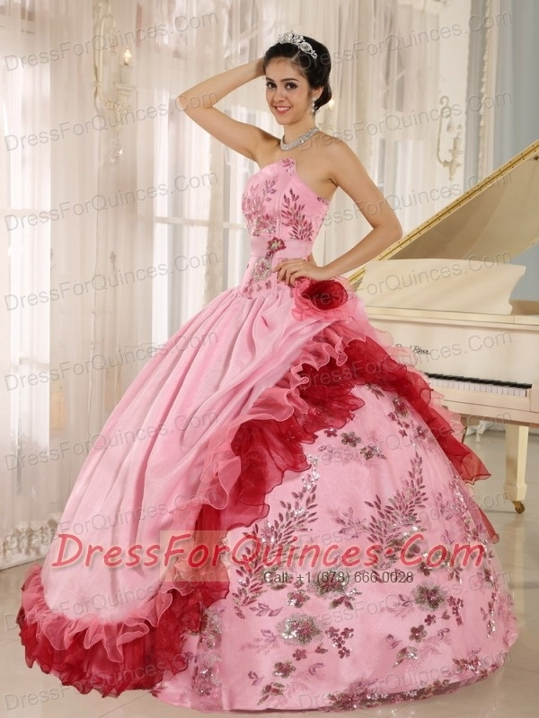 30 best quinceanera dress 2014 spring and summer only in California ...