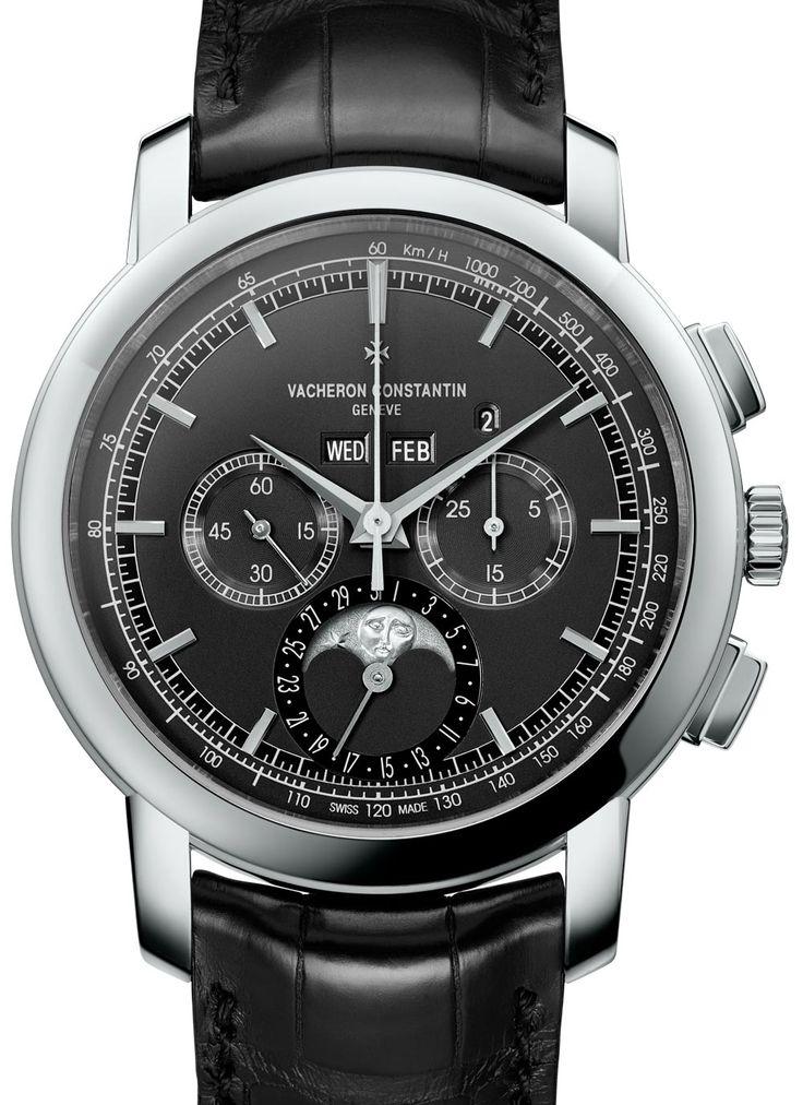 Vacheron Constantin Traditionnelle Chronograph Perpetual Calendar Watch