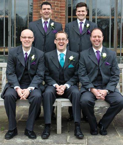 Best 34 bridesmaids dresses louie 39 s tux shop images on - Does brown and purple match ...