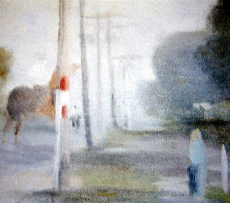 Clarice Marjoribanks Beckett, Morning Ride