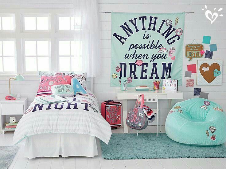 #decoracionhabitacionmujer #teengirlbedroomideastumblr