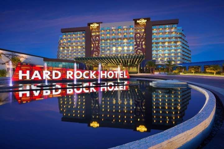 Hard Rock Hotel Cancún, México - Tiquetes Baratos