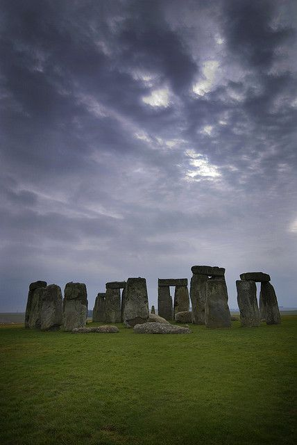 Stonehenge ~ England.  South England near Bath.  I loved this, the size and scope you cannot feel in a picture.  I loved to travel, it gave me depth.  I have always wanted to just see and feel everything