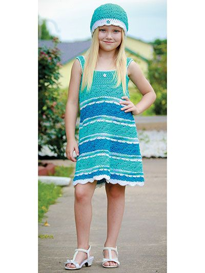 Blue dress size 5t 440