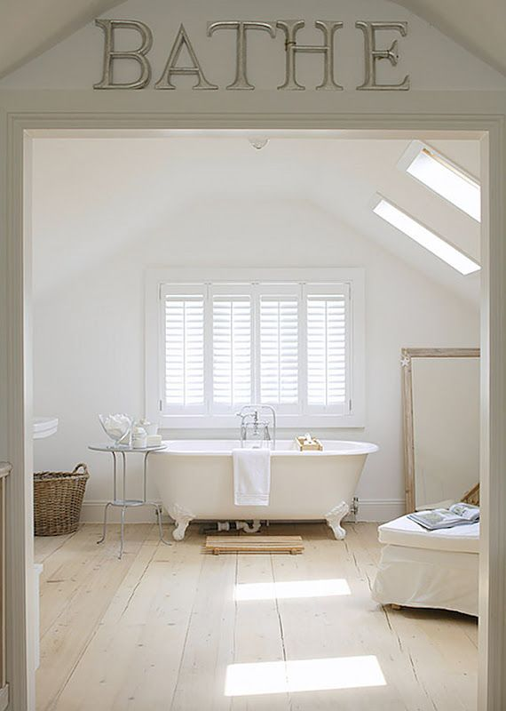 1000 images about skylights in architecture on pinterest for Model home bathroom decor