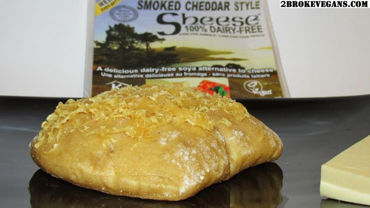 Sheese Gluten Free Vegan Cheddar Cheese: http://2brokevegans.com/sheese-cheddar-vegan-cheeses-review/