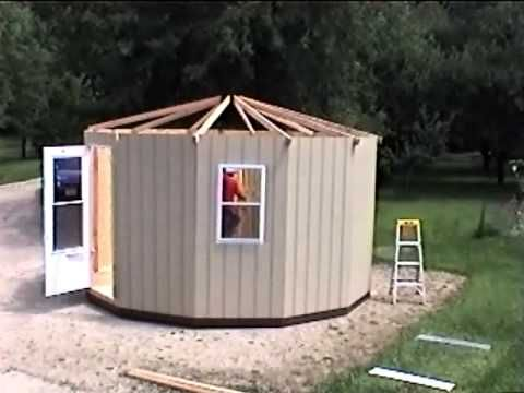 Full Circle Shelters As Bug Out Location Home Survival