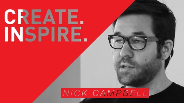 Nick Campbell is the founder of Greyscalegorilla, one of the leading sites for Cinema 4D tutorials and tools for motion graphics. Nick previously worked at Digital Kitchen, where he made TV commercials and title sequences for Target, Dexter and The Tonight Show with Conan O'Brien. Nick shares how he made the jump into working for himself, as well as some advice about doing what you love.  www.greyscalegorilla.com  Man of Action © MK12  See more CREATE. INSPIRE. videos at www.supergiant...
