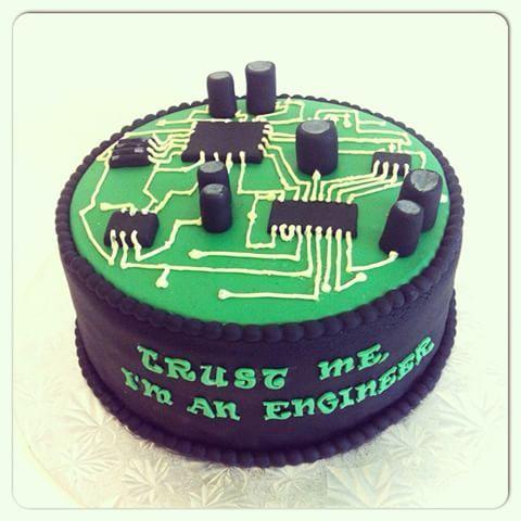Technology Cake Ideas