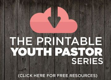 5 Websites New Youth Pastors Need To Know About.