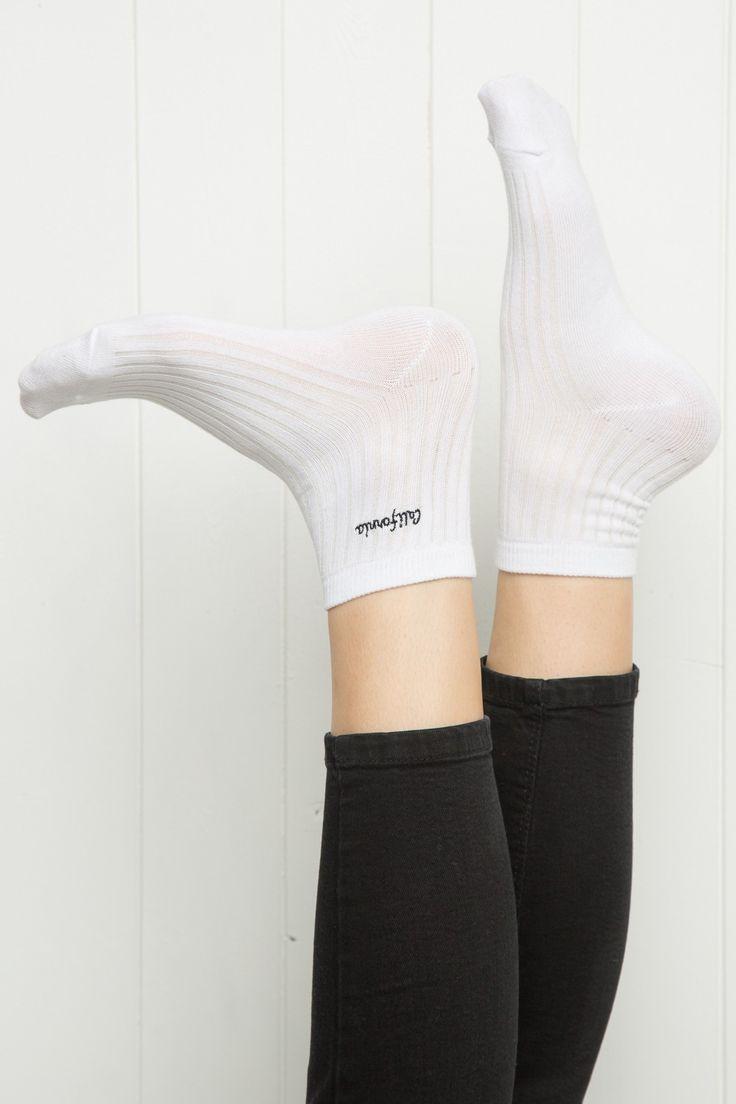 Brandy ♥ Melville | California Socks - Socks - Accessories