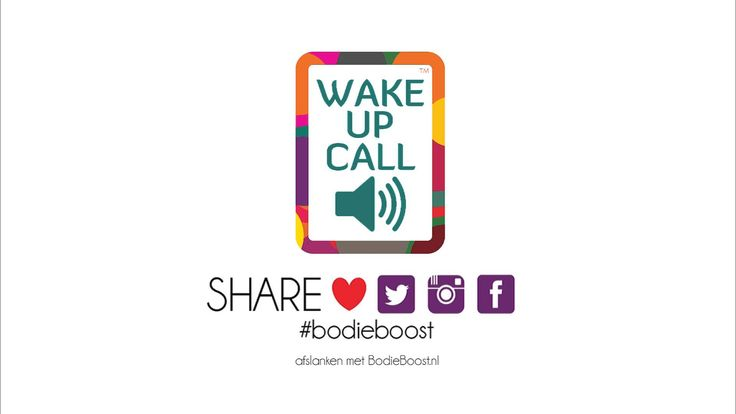 BodieBoost Weight Loss Wake Up Call