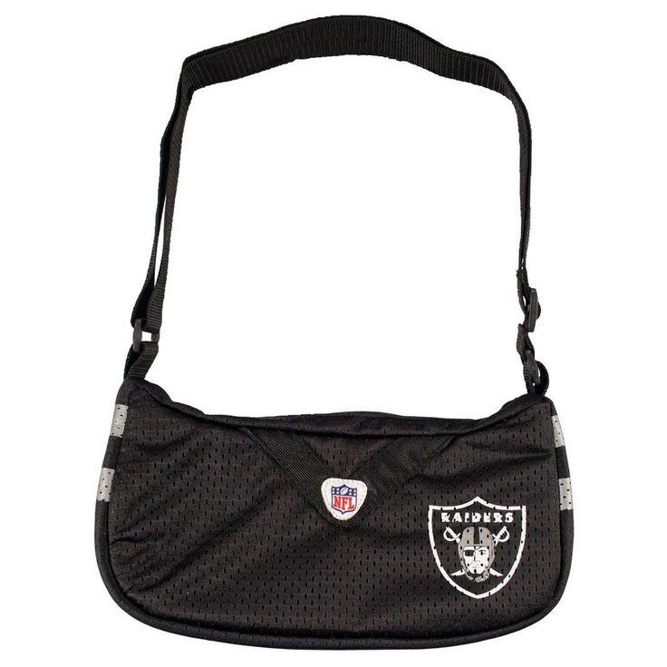 NFL Oakland Raiders Team Jersey Purse