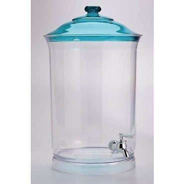 Acrylic 3 Gallon Beverage Dispenser