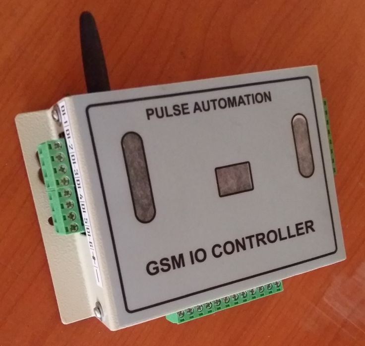 Remote Control and Monitoring of your equipment from