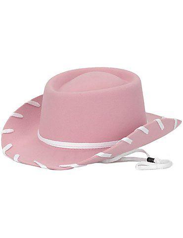 M&F Woody Pink Cowboy Hat