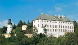 Lovecko-lesnické muzeum můžete navštívit na zámku Úsov.