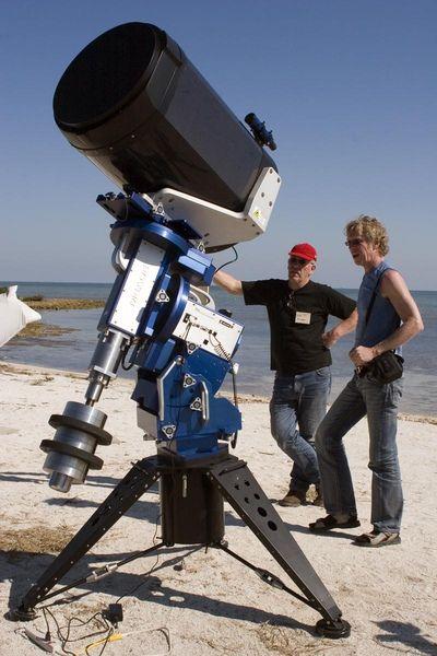 telescope from nasa curiosity - photo #18