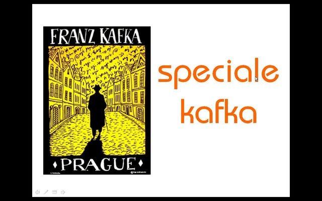Puntata speciale (19 febbraio 2009): Laura Bocci, ritradurre Kafka