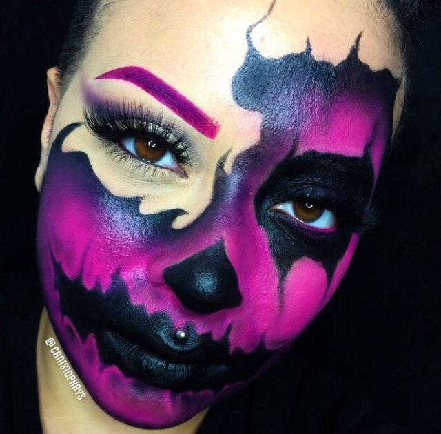 313 best special effects makeup images on Pinterest   Halloween ...