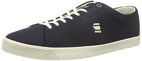 G-Star DEX, Herren Sneakers, Blau (raw), 46 EU (12 Herren UK) - http://on-line-kaufen.de/g-star/46-eu-g-star-herren-dex-sneakers