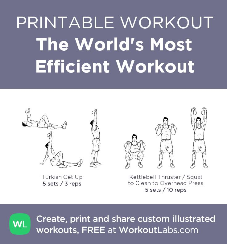Free Weights Printable Exercises: 101 Best Printable Workouts Images On Pinterest