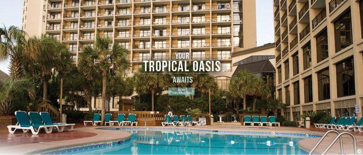 North Myrtle Beach Condos   Beach Cove Resort   Myrtle Beach Hotels