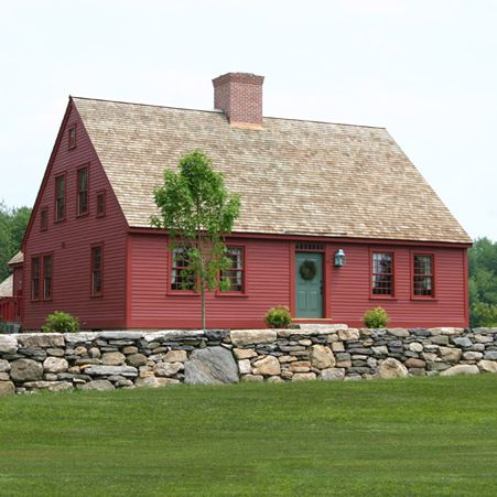 1000 Ideas About New England Farmhouse On Pinterest New